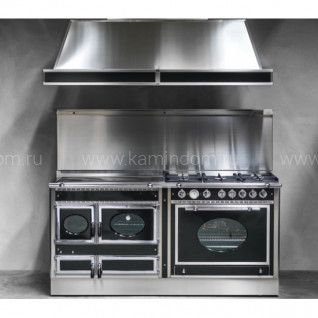 Отопительно-варочная печь-плита J.Corradi Country 180LTGE