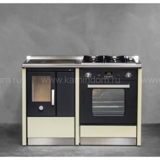 Отопительно-варочная печь-плита J.Corradi NEOS 125LGE