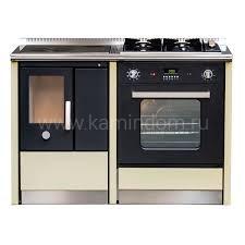 Отопительно-варочная печь-плита J.Corradi NEOS 125LGET
