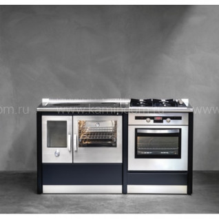 Отопительно-варочная печь-плита J.Corradi NEOS 155LGE