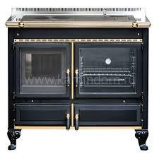 Отопительно-варочная печь-плита J.Corradi Rustica 100L