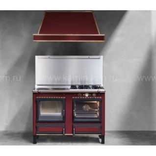 Отопительно-варочная печь-плита J.Corradi Rustica 120LGET