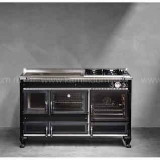 Отопительно-варочная печь-плита J.Corradi Rustica 140LGE