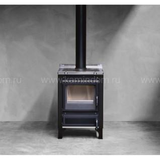 Отопительно-варочная печь-плита J.Corradi Rustica 60L