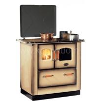 Отопительно-варочная печь-плита Sideros STANDARD 312 (капучино)