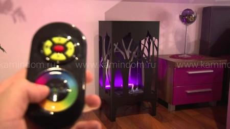 Биокамин Kratki Foxtrot (с подсветкой LED) FOXTROT/LED