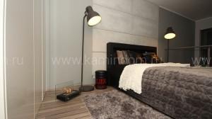 Биокамин Kratki Hotel Mini (черный) HOTEL/MINI