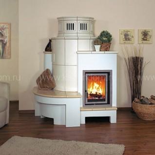 Кафельная печь-камин Hark 5/101.0