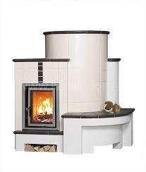 Кафельная печь-камин Hark 5/103.4