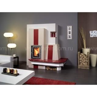 Кафельная печь-камин Hark 5/110.0