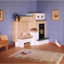 Кафельная печь-камин Hark 5/46.1