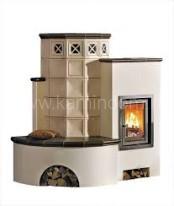 Кафельная печь-камин Hark 5/59.1 WW