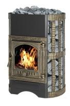 Дровяная печь для бани Везувий Скиф 22 К (210)