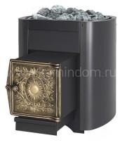 Дровяная печь для бани Везувий Русичъ 12 ВЧ