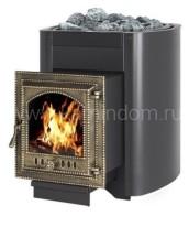 Дровяная печь для бани Везувий Русичъ 16 ВК