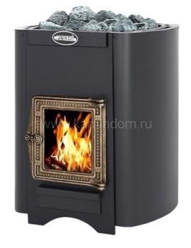 Дровяная печь для бани Везувий Русичъ 16 С
