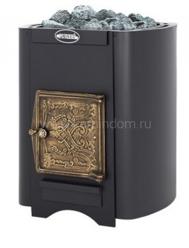 Дровяная печь для бани Везувий Русичъ 16 Ч