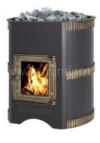Дровяная печь для бани Везувий Лава 16 С
