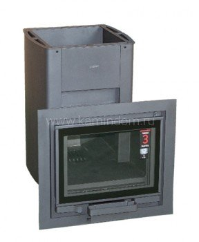 Дровяная печь для бани Kastor KSIS-20 TS 1