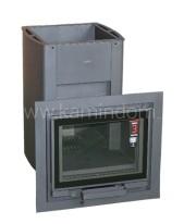 Дровяная печь для бани Kastor KSIS-27 TS 1