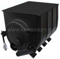 Отопительная печь Везувий АОГТ-100 с варочной поверхностью