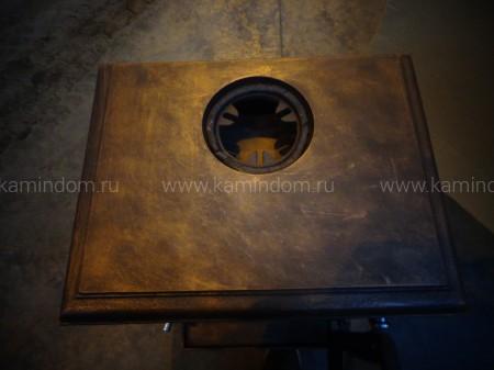 Печь-камин Eurokom SVEN Bronze