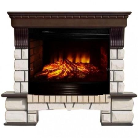 Портал Royal Flame Pierre Luxe под очаг Panoramic 25FX