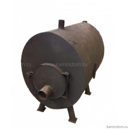 Отопительная печь Везувий АОГТ Аква-1000