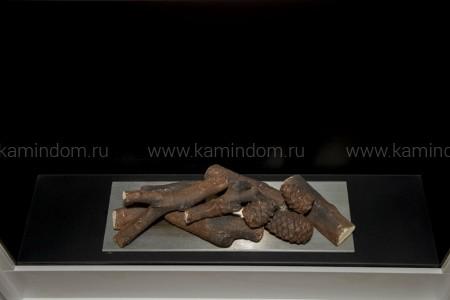 Декоративные элементы Kratki (ель, дрова, шишки)
