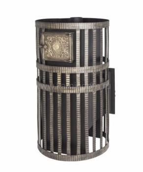 Печь-камин Везувий Русский пар Камин (205)