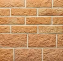 Плитка облицовочная керамическая Рваный камень Мини Разноцвет прямая (240х70) 0,84м2/уп.