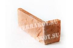 Плитка обл. кер. Рваный камень Мини Разноцвет угловая (165х70х50)