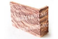 Плитка облицовочная керамическая Скол дерева Макси Классик угловая (180х123х52)