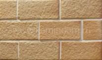 Плитка облицовочная керамическая Шамот Макси Разноцвет прямая (263х123) 0,8м2/уп