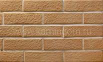Плитка облицовочная керамическая Шамот Мини Разноцвет прямая (240х70) 0,96м2/уп