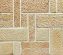 Плитка облицовочная керамическая Шамот Хаос Разноцвет прямая (4 размера) 0,84м2/уп