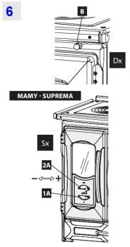 Отопительно-варочная печь La Nordica Suprema