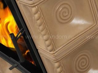 Изразцовая печь-камин Hein Baracca 5 керамика