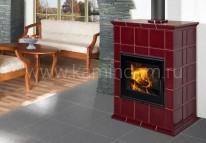 Изразцовая печь-камин Hein Baracca 8 керамика с теплообменником
