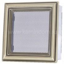 Вентиляционная решетка ретро 17х17 см