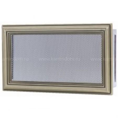 Вентиляционная решетка ретро 17х30 см