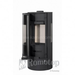 Печь-камин Romotop Belo 3S металл