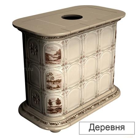 Каминная облицовка КимрПечь Прованс центральный