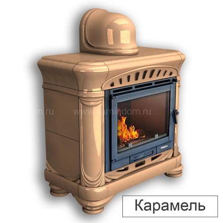 Каминная облицовка КимрПечь Модерн пристенный