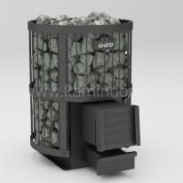 Печь для бани Grill-D Leo 240 long black