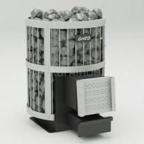 Печь для бани Grill-D Leo 240 long grey