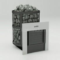 Печь для бани Grill-D Leo 240 black