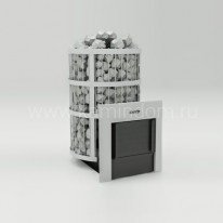 Печь для бани Grill-D Leo 300 grey
