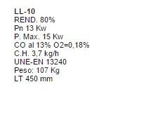 Камин Rocal LL-10