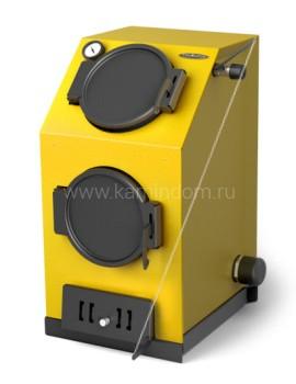 Отопительный котел Термофор Прагматик Электро, 20кВт, АРТ, ТЭН 6 кВт, желтый